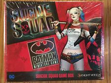 Batman Miniature Game: Suicide Squad Game Box