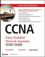 CCNA Cisco Certified Network Associate Study Guide, (Includes CD-ROM)-ExLibrary