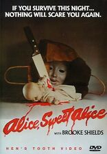 Alice, Sweet Alice (2007, DVD NEUF)