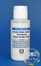 Vallejo #26518 Liquid Acrylic Matt Varnish 55ml