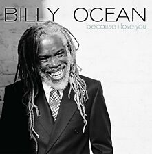 Billy Ocean - Because I Love You [CD]