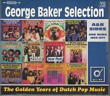 George Baker Selection Golden Years of Dutch pop music, 2cd 46 69-77 tracks