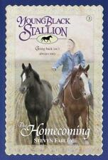 The Homecoming (Young Black Stallion #3)-ExLibrary