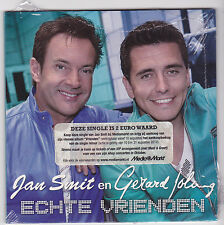 Jan Smit en Gerard Joling-Echte Vrienden cd single sealed