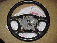 94-96 Infiniti G20 G20t Primera P10 Black Leather wrapped Steering wheel