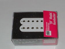 Seymour Duncan SH-1 59 Model 4 Conductor Neck Pickup WHITE   New with Warranty