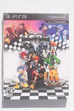 Kingdom Hearts HD 1.5 ReMIX Limited Edition PS3 Complete and Like New Condition