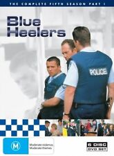 BLUE HEELERS SEASON FIVE - PART 1 DVD - 6 Disc Set