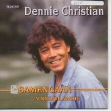 (AE260) Dennie Christian, Samengaan - 2002 CD
