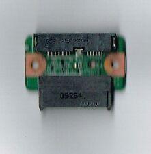 HP Compaq Presario CQ60 Scheda Board adapter masterizzatore DVD-RW Optical drive