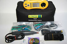 Ethos 7920 17th Edition Multifunction Tester 12mnth calibration
