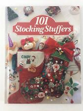 101 Stocking Stuffers How To Make Christmas Gifts Crafts Knit Sew Crochet Book