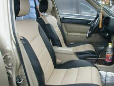 VOLVO S60 2001-2008  LEATHER-LIKE CUSTOM FIT SEAT COVER
