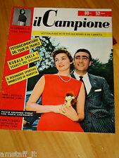 IL CAMPIONE 1956/28=FULVIA COLOMBO=EUGENIO CASTELLOTTI=CASCINE FIRENZE=BONATTI=