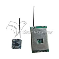 2.4GHz 100mw 8Ch Wireless AV Transmission TX6729+RX6788 Transmitter Receiver TX