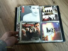 CD covers and booklets collection