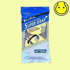 Yonex YELLOW Super Grap Overgrip 30 Pack Tennis Grip