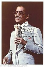 Sammy Davis jr.++Autogramm++ ++Hollywood Legende++2