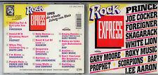 ROCK EXPRESS - rare WEST GERMANY CD Polyphon - Lee Aaron/White Lion/Skagarack...