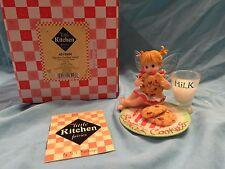 """My Little Kitchen Fairies """"SANTA'S COOKIES FAIRIE"""" 2008"""