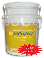 High Performance Heat Reflective paint, Summer Cool Coating, High Albedo Coating