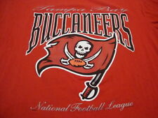 Tampa Bay Buccaneers National Football League Fan Apparel Red T Shirt XL