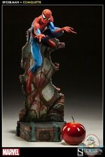 Marvel Spider-Man J. Scott Campbell Polystone Statue Used JC