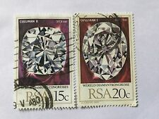 1980 South Africa Nice Stamps . SC 534-535