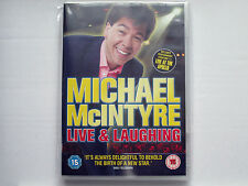 Michael McIntyre - Live & Laughing [2008]