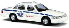 HO 1/87 Busch # 49009 Ford Crown Victoria Taxi Cab American United