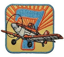 PLANES Dusti Square - DISNEY - Aufnäher Aufbügler Patch Badge - Neu #9107