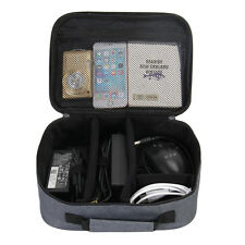 Travel Gear Cable Organizer Universal Electronics Accessories Case Carrying Bag