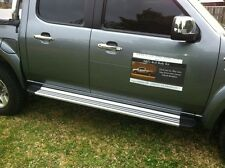 Sidesteps for Triton, Ranger, Bt50, Hilux, Rodeo, Colorado, Isuzu