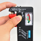 AA/AAA/C/D/9V/1.5V BT-168 Universal Button Cell Battery Volt Tester Checker