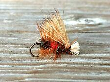 Freshwater Fly Fishing Flies (Bass, Bream, Trout, Salmon) Elk Hair Caddis Royal