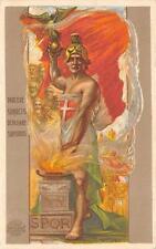 3533) BOLOGNA, SEZIONE STUDENTESCA SOCIETA' DANTE ALIGHIERI. ED. CHAPPUIS. VG.