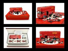 1:43 Brumm RTS04 Ferrari 312B Italian GP 1970 Race Transporter 3 Car Set RARE