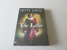 NEW THE LETTER DVD.  RARE USA Version. Factory Sealed.