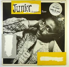 """12"""" LP - Junior - Acquired Taste - C1720 - washed & cleaned"""