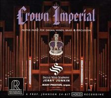 Crown Imperial (CD, Nov-2007, Reference Recordings)