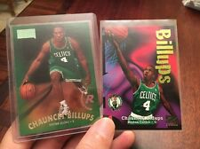 1997-98 SkyBox Premium #114 Chauncey Billups RC, And Z Force #179