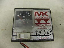 Toys radio control  Discharger MK dual rate TMS
