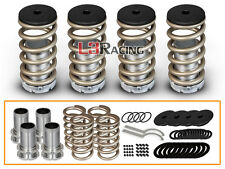 GOLDCOILOVER LOWERING COIL SPRINGS KIT FOR 97-99 & 01-03 Acura CL Coupe