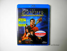 Disney Thriller The Rocketeer Blu-ray Nazi Spies Mobsters Pilots and an Actress