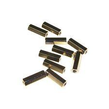 10 Distanzbolzen M3 x 5 mm Innen-Innen Abstandsbolzen 5mm 853705
