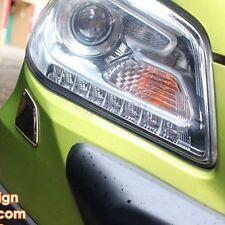 For Suzuki SX4 S-Cross Crossover 2014-2016ABS Chrome Headlight Wiper  Cover Trim