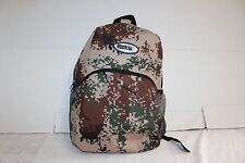 Tan Desert Digital Camo Backpack ESKY Brand 4 Pocket Hiking School Bag Style