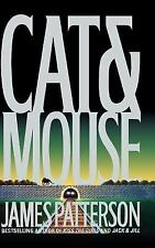 Alex Cross: Cat and Mouse  by James Patterson (1997, Hardcover)