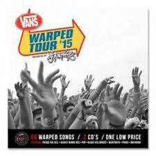 Various Artists - 2015 Warped Tour Compilation [New CD]