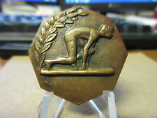 1922 Lehigh Valley Knights Of Columbus Field Day medal Bronze